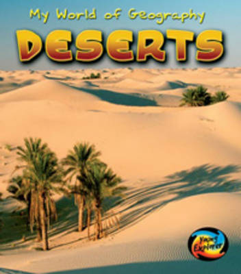 Deserts by Vic Parker