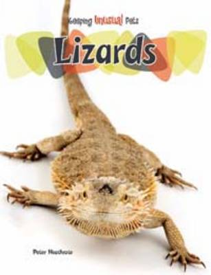 Lizards by Peter Heathcote