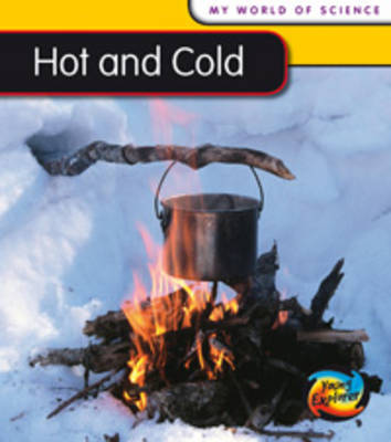 Hot and Cold by Angela Royston