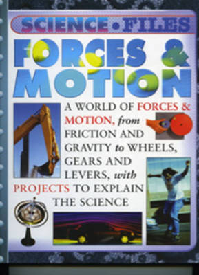 Forces and Motion by Steve Parker