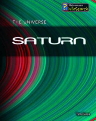 Saturn by Raman Prinja, Stuart Clark, Tim Goss