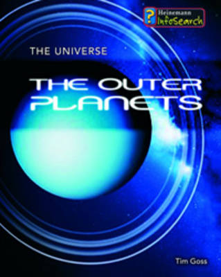 The Outer Planets by Raman Prinja, Stuart Clark, Tim Goss