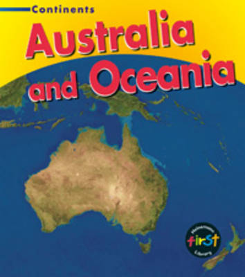 Australia and Oceania by Leila Foster, Mary Virginia Fox