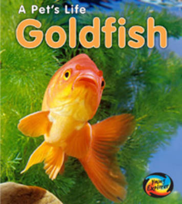 Goldfish by Anita Ganeri