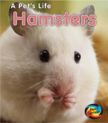 Hamsters by Anita Ganeri