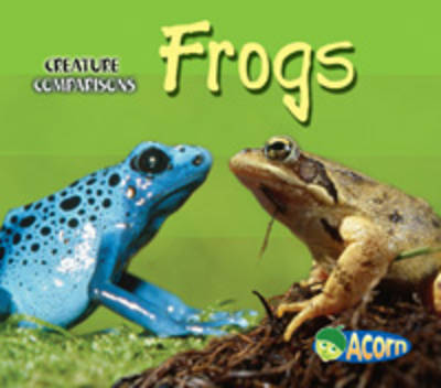 Frogs by Tracey Crawford