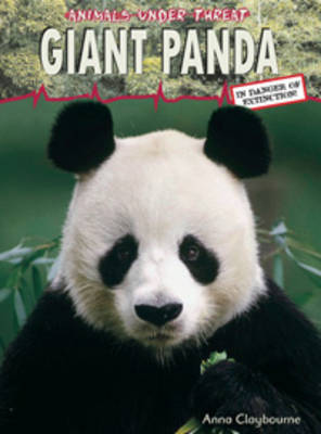 Giant Panda by Anna Claybourne