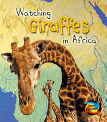 Giraffes in Africa by Deborah Underwood