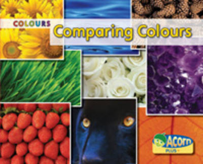 Comparing Colours by Nancy Harris