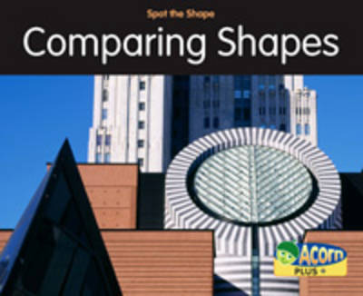 Comparing Shapes by Charlotte Guillain