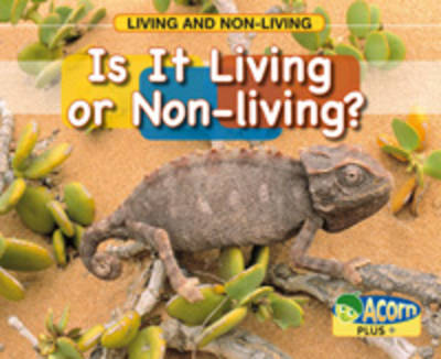 Is it Living or Non-living? by Rebecca Rissman
