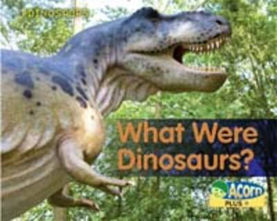 What Were Dinosaurs? by Rebecca Rissman