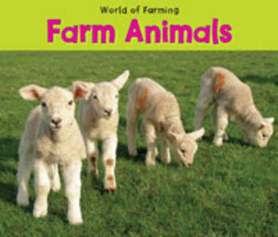 World of Farming Pack A by Nancy Dickmann