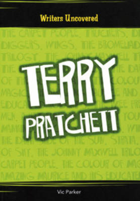 Terry Pratchett by Vic Parker