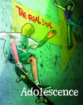 Adolescence by Barbara Sheen, Rachel Lynette