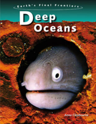Deep Oceans by Anna Claybourne