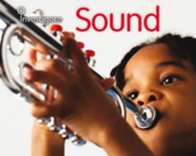 Sound by Sue Barraclough, Chris Oxlade, Charlotte Guillain
