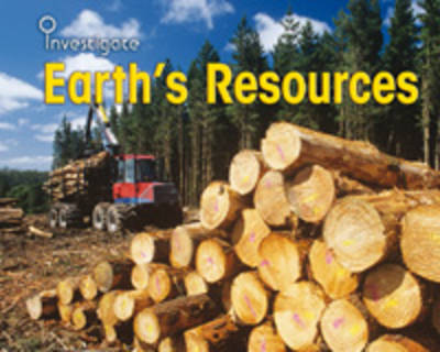Earth's Resources by Sue Barraclough, Charlotte Guillain
