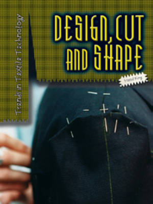 Design, Cut, and Shape by Hazel King