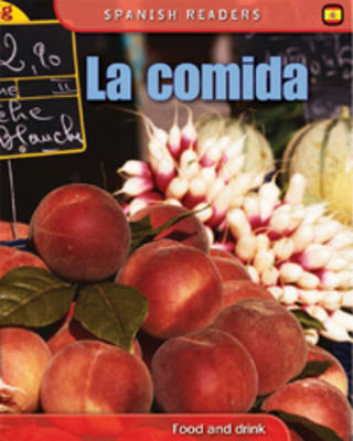 La Comida Food and Drink by Fiona Undrill
