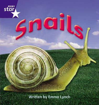 Star Phonics: Snails (Phase 4) by Emma Lynch