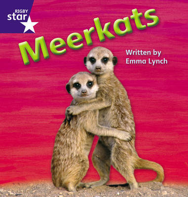 Star Phonics: Meerkats (Phase 5) by Emma Lynch