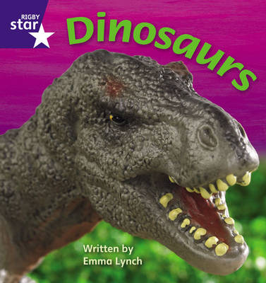 Star Phonics: Dinosaurs (Phase 5) by Emma Lynch