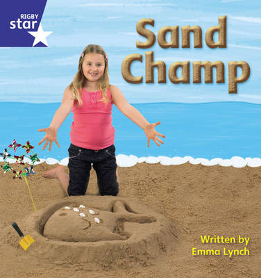 Star Phonics Set 8 Sand Champ by Emma Lynch