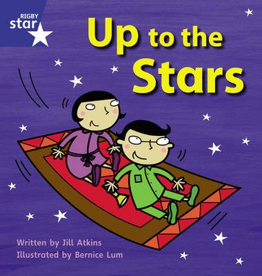 Star Phonics Set 10: Up to the Stars by Jill Atkins