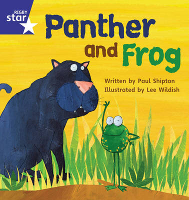 Star Phonics Set 11 Panther and Frog by Paul Shipton