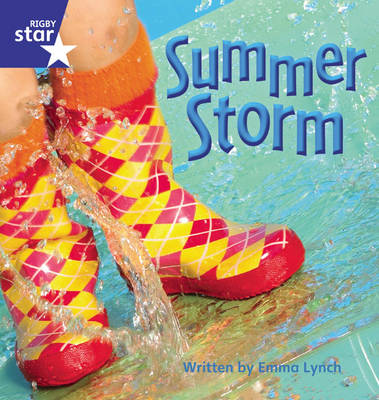 Star Phonics Set 11 Summer Storm by Emma Lynch