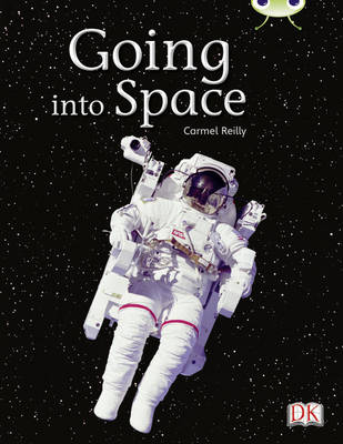 BC NF Gold B/2B Going into Space by Carmel Reilly