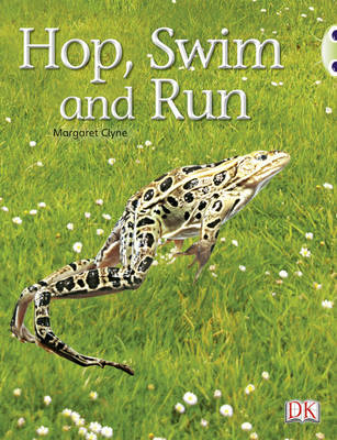 Hop, Swim and Run (Pink A) NF by Margaret Clyne