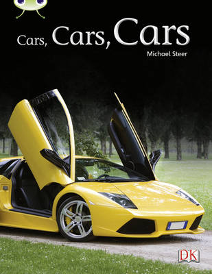 Cars, Cars, Cars (Turquoise A) NF by Michael Steer