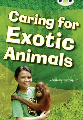 Caring for Exotic Animals (White A) NF by Varunika Ruwanpura