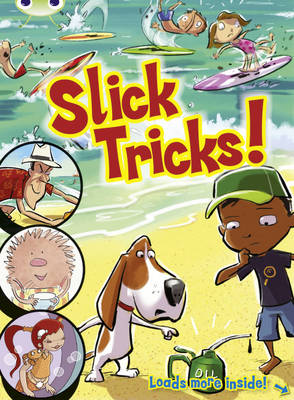 Blue Comic: Slick Tricks by Jo Brooker, Liz Miles, Celia Warren