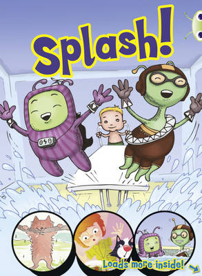 Yellow Comic: Splash by Jo Brooker, Jeanne Willis, Sheryl Webster, Catherine Baker