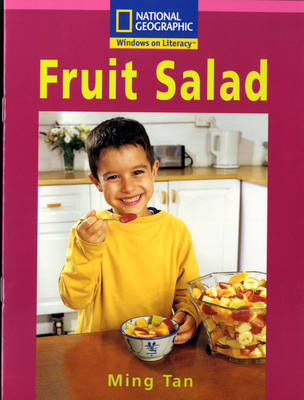 National Geographic Reception Pink Independent Reader Fruit Salad by