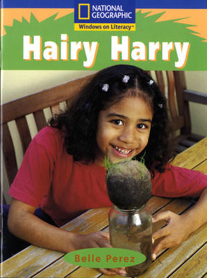National Geographic Year 1 Blue Guided Reader: Hairy Harry by