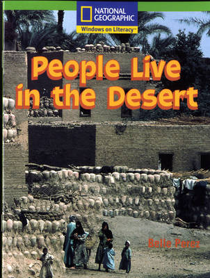 National Geographic Year 1 Green Guided Reader: People Live in the Desert by