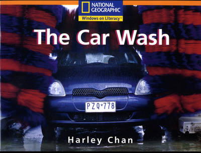 National Geographic Year 2 Orange Independent Reader: The Car Wash by
