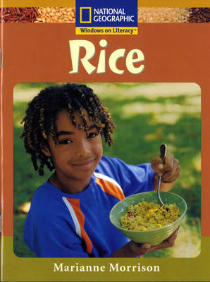 National Geographic Year 2 Gold Guided: Rice by