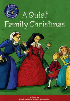 Navigator A Quiet Family Christmas Guided Reading Pack by Chris Buckton