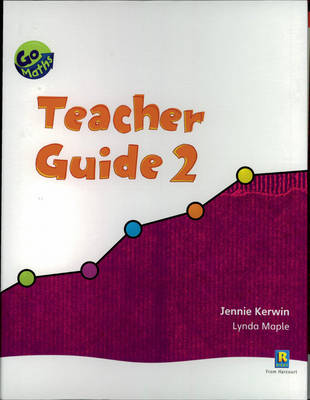 Go Maths: Year 2 Teachers Pack by Jennie Kerwin, Lynda Maple