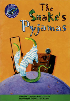 Navigator Snakes Pyjamas Guided Reading Pack by Chris Buckton