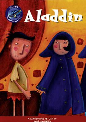 Navigator Aladdin Guided Reading Pack by Chris Buckton