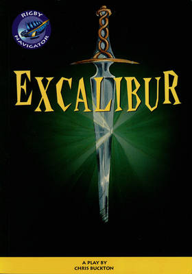 Navigator Excalibur Guided Reading Pack by Chris Buckton