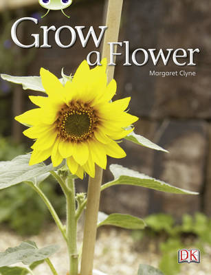 Grow a Flower Non-Fiction Red C (KS1) by Margaret Clyne
