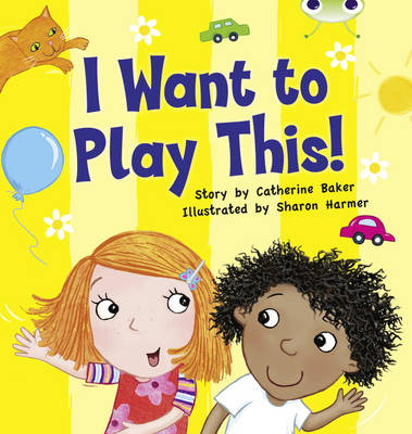 BC Lilac I Want to Play This! by Catherine Baker