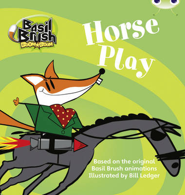 Basil: Horse Play Blue (KS1) B/1B by Clare Robertson